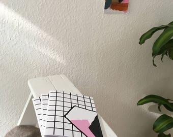 Sketchbook - handmade note-/sketchbook