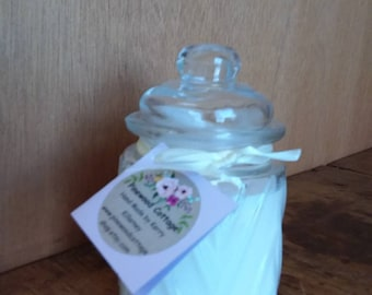 Soy container candle