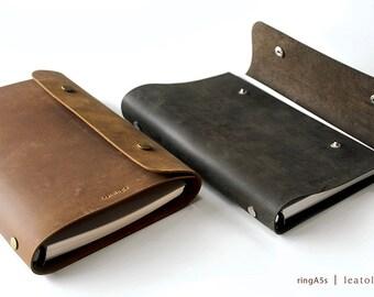 A5 6-ring binder notebook • RingA5s