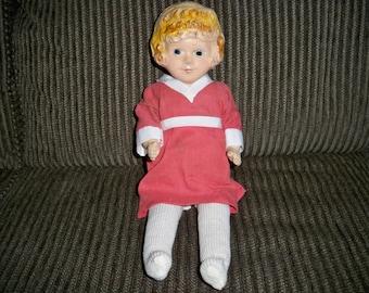1930's Little Orphan Annie Doll