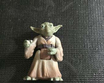 1996 Power of the Force Star Wars Vintage Hasbro Yoda - Empire Strikes Back Star Wars Loose Figure