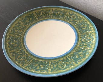 Vintage Royal China Ironstone Clear Day Dinner Plates