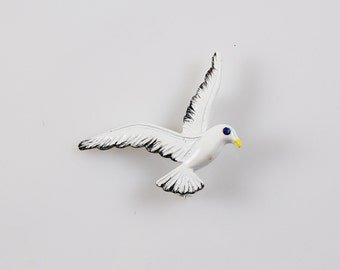 Vintage Gerry's Seagull Brooch