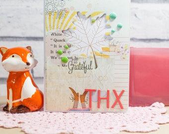 TNX - Thanks Card