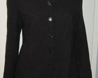 LADIES Women's BCBG MAXAZRIA Essentials Suit Jacket Top Sz 8