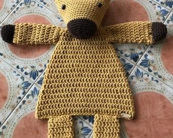 Large Giraffe Rag Doll/Lovey