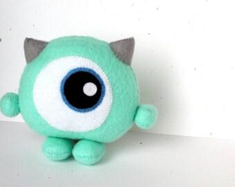 PDF Pattern - Chibi Monster