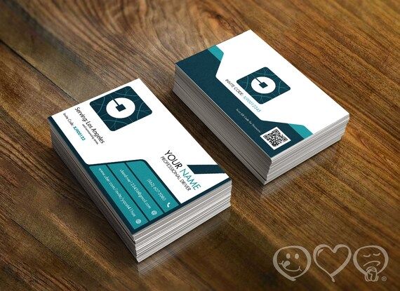 Personalized uber business cards uv gloss front matte colourmoves Image collections
