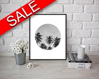 Wall Art Palm Tree Digital Print Palm Tree Poster Art Palm Tree Wall Art Print Palm Tree Photography Art Palm Tree Photography Print Palm