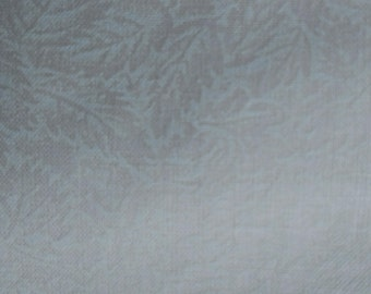 Vintage Ecru Cream Leaf Print Fabric Perfect for your quilting project Lot 1, 6 Yards 44 in Width Quilting Cotton Lot 1