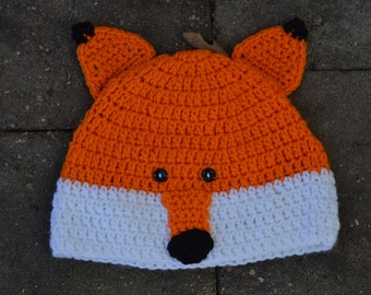 Handmade Fox Hat