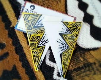 Comic Triangles