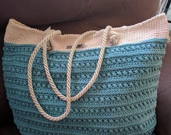 Crochet Tote Bag / Purse