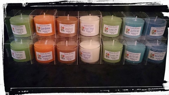100% Australian Hand Made  Soy Wax Spa Candle