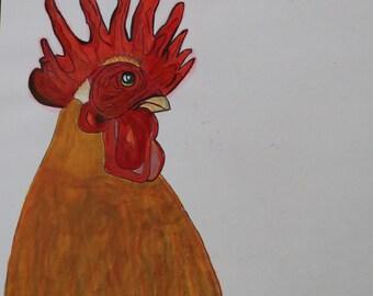 Gandhi the Chicken