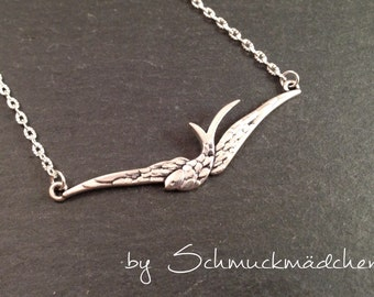 Chain silver swallow