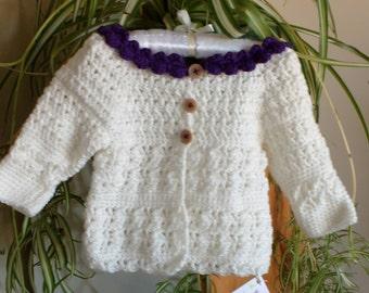 Baby Cardigan/Coat