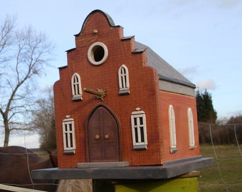 "Bird birthplace ""Hanse Haus"""