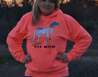 GSP Mom Hoodie