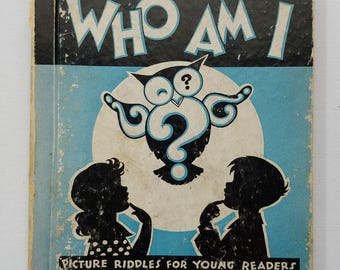 Who Am I by Lily Lee Dootson, 1935