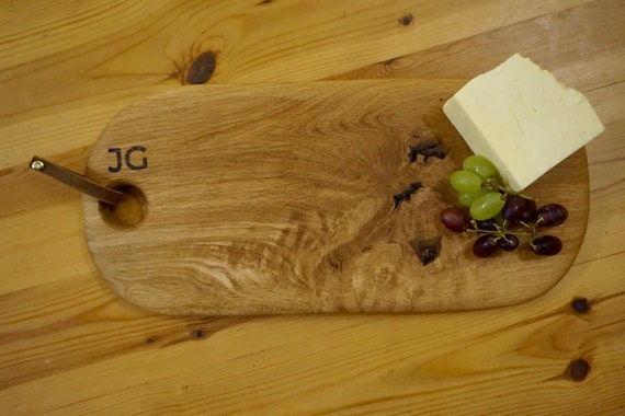 Oak Serving Board 2