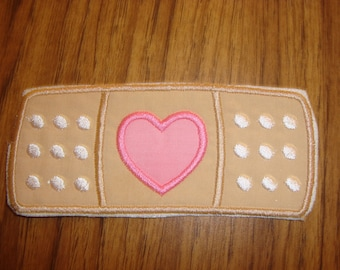 Doctor   Bandaid  iron on patch
