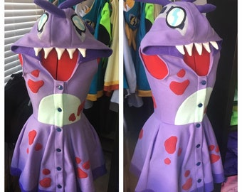 Mur'ghoul Murloc Kigurumi Dress