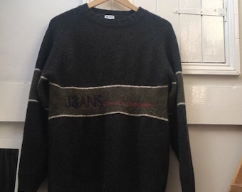 Dolce and Gabbana wool jumper