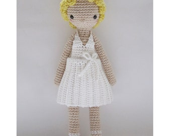 Marilyn - Crochet Pattern by {Amour Fou}