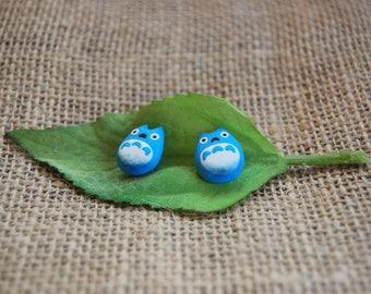 Earrings My Neighbor Totoro-Chu Totoro