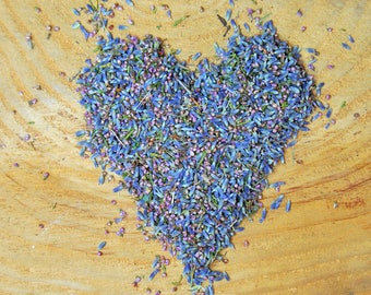 Real flower confetti, biodegradable confetti, lavender confetti, wedding confetti, eco wedding, eco confetti, dried flowers, flower petals