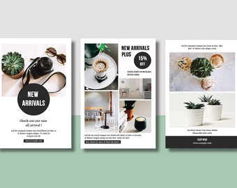 Source of customizable print templates von TemplateStock auf Etsy