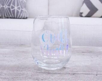 Craft Night Wine Glass Craft Night Wine Glasses Crafty Wine Glass Craft Wine Glass Craft Lover Wine Glass Eat Sleep Craft Crafter Gift