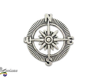 Compass Outdoors Survivalist Scout Lapel Pin