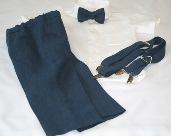 Boy 2T-6 - Ring bearer outfit