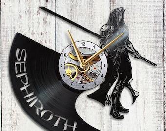 Final Fantasy 7 Clock Sephiroth