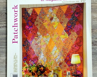 67 Quiltmania Magazine - October 2008