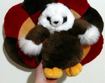 Terri Teranda.  Frankenfuzzy, Soft Sculpture, Stuffed Animal, Upcycled, Toy
