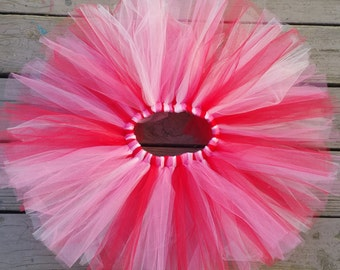 Valentines Tutu / Pink and Red Tutu