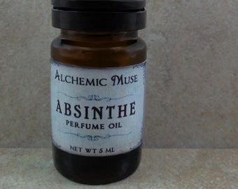 Absinthe - Perfume Oil - Limited Edition