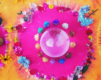 Summer Ritual Recipe Kit (summer solstice, Litha, ritual kit)