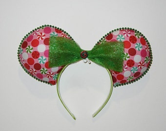 SALE Christmas Candy Ears