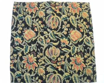 Upholstery Home Decor Fabric- remnant-  34s