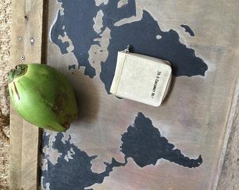 Recycled Brazilian Cargo Tarp Wallet