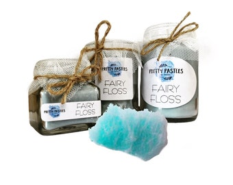 Fairy Floss Scented Soy Candle