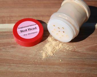 Red Head Dry Shampoo