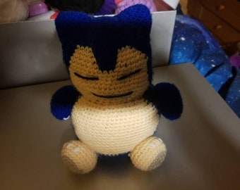 Crochet Snorlax