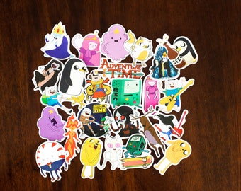 Adventure Time Sticker-Bombing Sticker Pack
