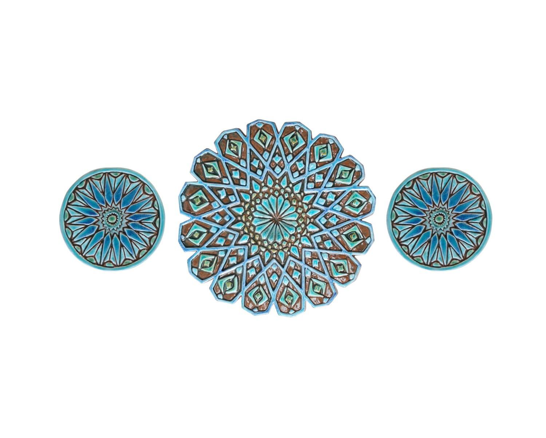 Keramische fliesen f r garten marokkanische fliesen for Keramische fliesen