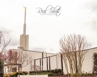 Atlanta, Georgia LDS Temple